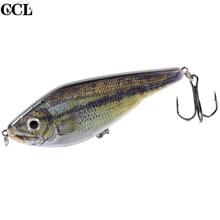 3.5Inch 26 G  Buster Jerk Bait Pike Fishing Lures Musky Jerkbait Lure Suspending