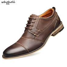 Plus Size 47 48 New Spring Men's Business Genuine Leather Shoes Man British Wedding Flat Shoes Fashion European Leisure Oxfords egonery shoes 2015 new spring autumn fashion solid color leisure style genuine leather women shoes thick heels oxfords shoes