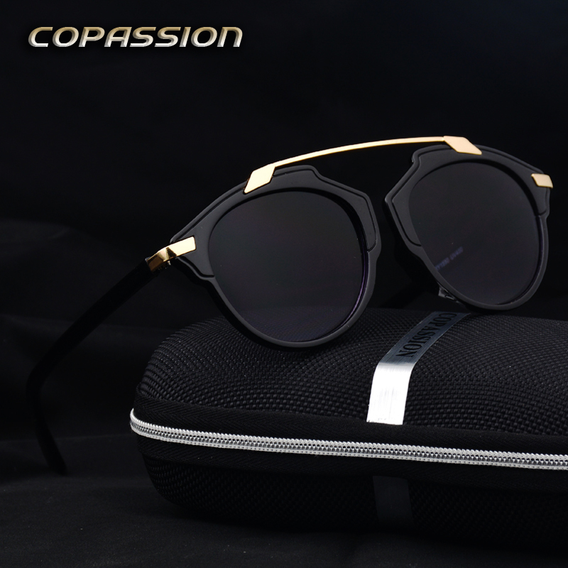 New Fashion Summer luxury brand Sunglasses Women 2017 retro glasses driver uv400 goggles oculos vintage gafas de sol mujer