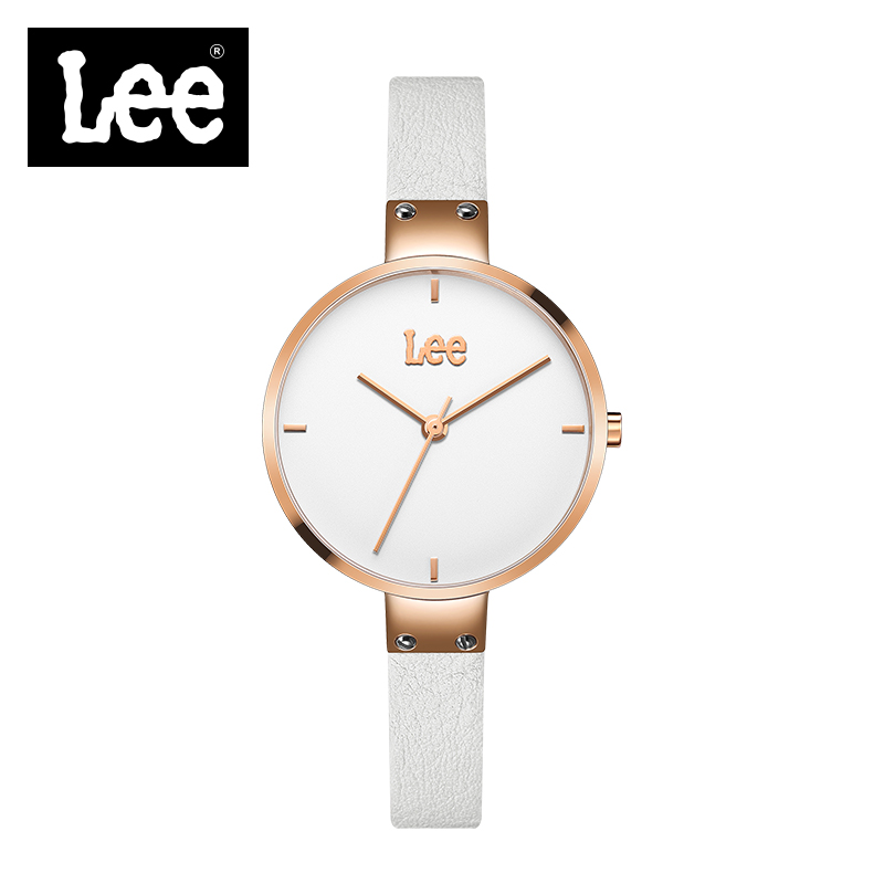 Luxury Brand Lee Relogio Feminino Clock Women Watch Genuine Leather Watches Ladies Fashion Casual Watch Quartz Wristwatch F103 new listing yazole men watch luxury brand watches quartz clock fashion leather belts watch cheap sports wristwatch relogio male