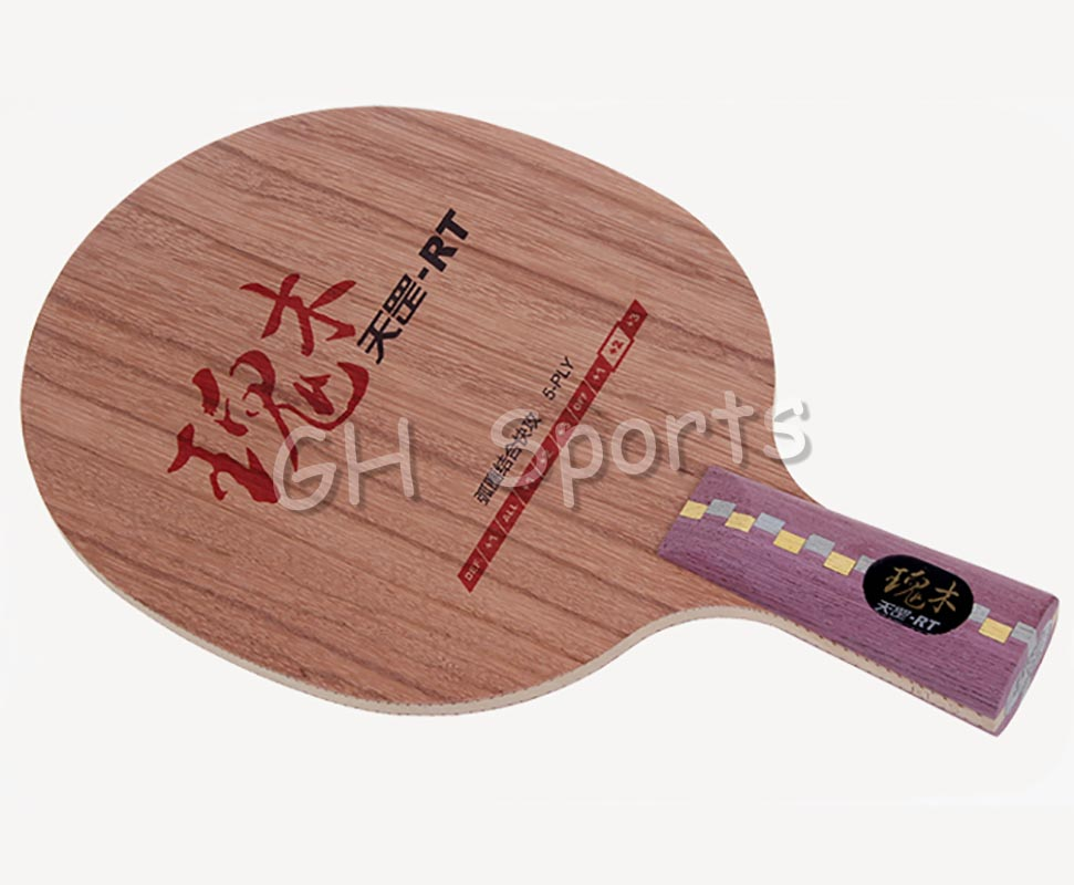Original DHS Dipper DI-RT (DI RT) table tennis blade DHS blade Pingpong blade for table tennis racket вспышка для фотокамеры 2xyongnuo yn600ex rt yn e3 rt speedlite canon rt st e3 rt 600ex rt 2xyn600ex rt yn e3 rt
