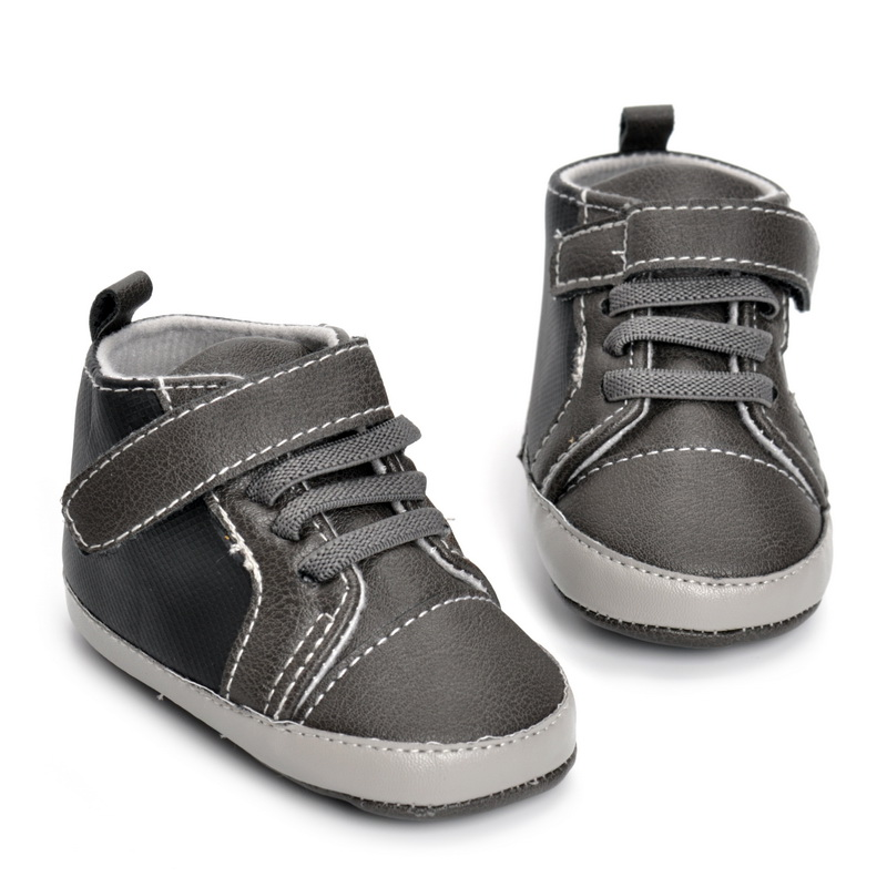 Hot sell New Fall Winter Boot Pu Leather Newborn Baby First Walkers Infant Toddler Baby Moccasins Baby Boys Shoes Boots