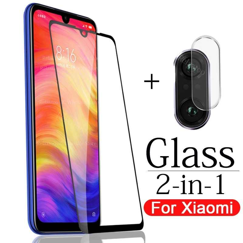 Camera Lens Tempered Glass On For Xiaomi Redmi Note 7 6 K20 Pro Screen Protective Glass For Redmi 7a 6a 4x 6 5 Note 5 Glass