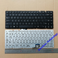 US new laptop keyboard for ASUS K401L A401 A401L K401 K401LB MP 13K83US 920B AEXK3U00020
