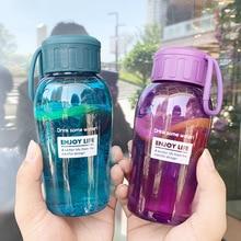 350ML Plastic Bottle For Water Drinking Bottles Sport bpa Free Portable Milk Juice Tea Shaker