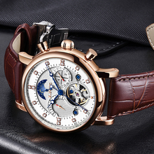 Luxury Business Watch for men's  Automatic and  Waterproof