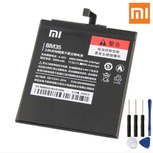Xiao Mi Original Replacement Phone Battery  BM35 For mi 4C 4c Authenic Rechargeable 3080mAh