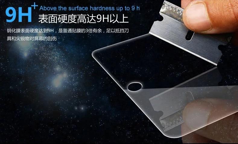 IPad üçün yüksək keyfiyyətli 0.3mm 9H Tempered Glass 2/3/4 9.7 - Planşet aksesuarları - Fotoqrafiya 3