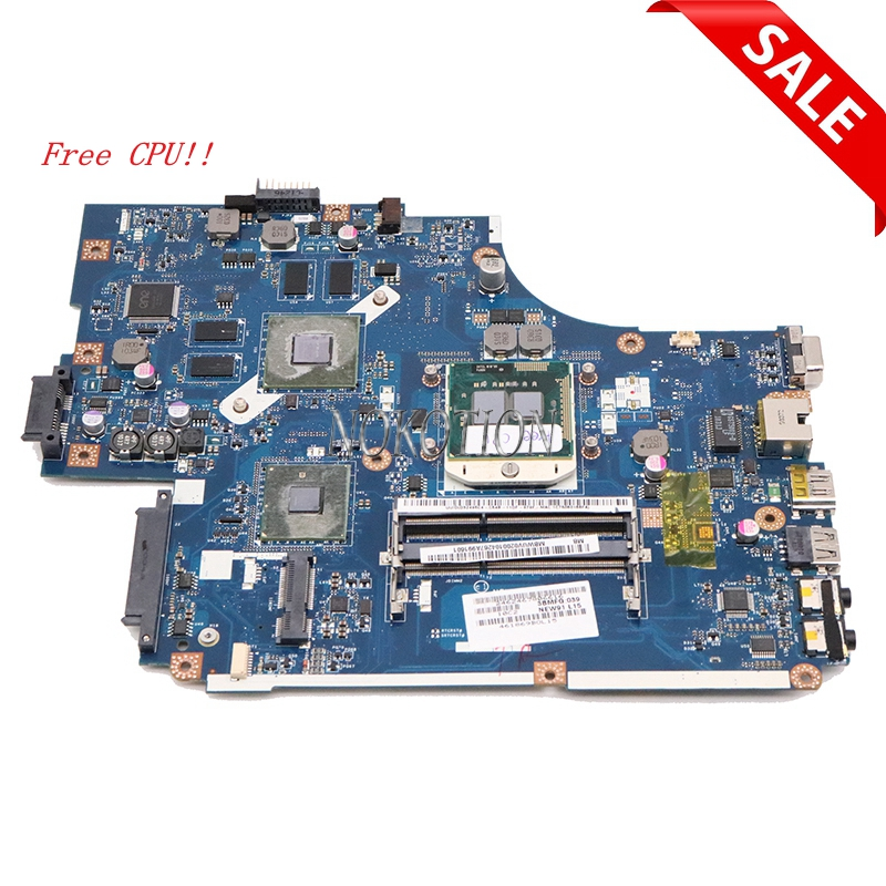 NOKOTION NEW71 LA-5891P LA-5893P LA-5894P MBR5C02001 MB.R5C02.001 For Acer Aspire 5742 5742G Laptop Motherboard Intel HM55