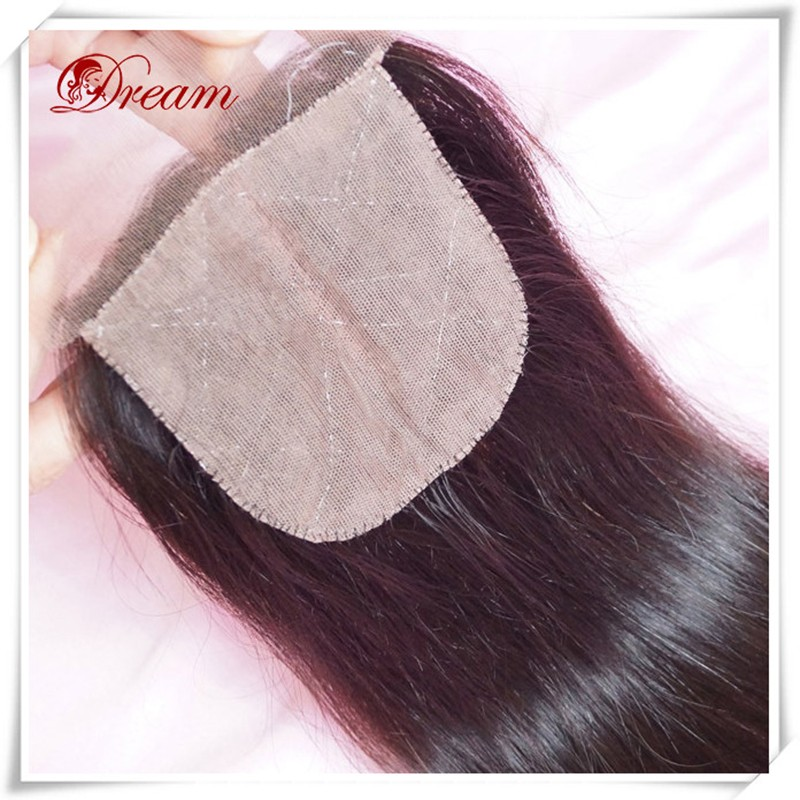 Free-Style-Brazilian-Virgin-Hair-Straight-Silk-Lace-Closures-10-18-inch-Remy-Human-Hair-Cheap