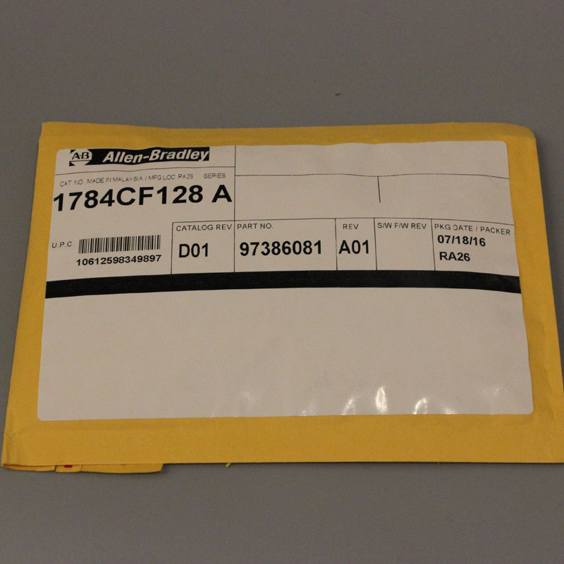 1784-CF64 1784CF64 Allen-Bradley,NEW AND ORIGINAL,FACTORY SEALED,HAVE IN STOCK allen bradley 1762 ow16 new and original factory sealed have in stock