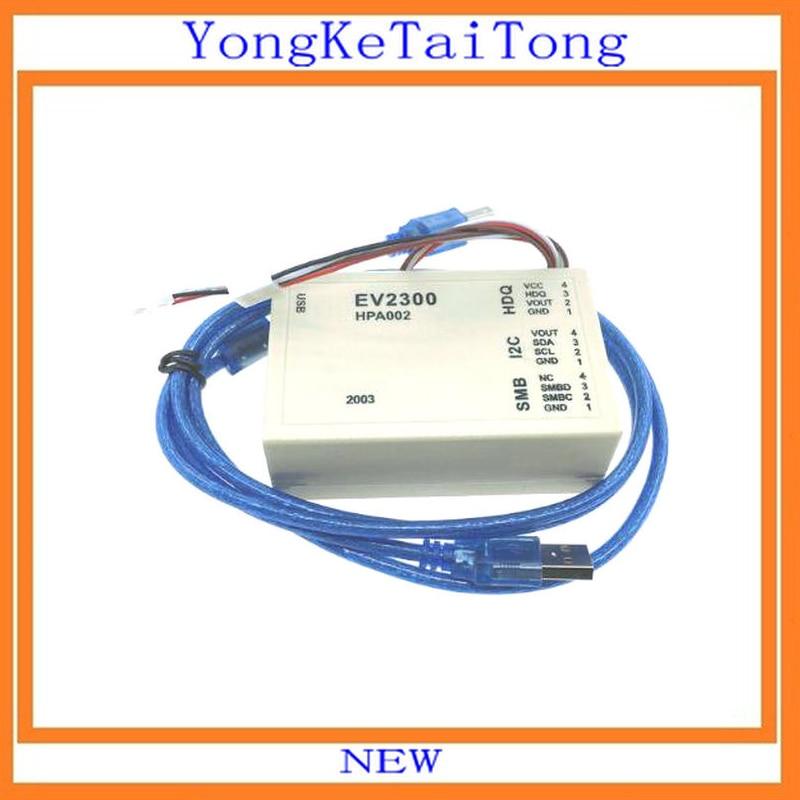 1PCS/LOT EV2300 Battery Maintenance Tool Chip Programmer Power Management Module And Development Tools