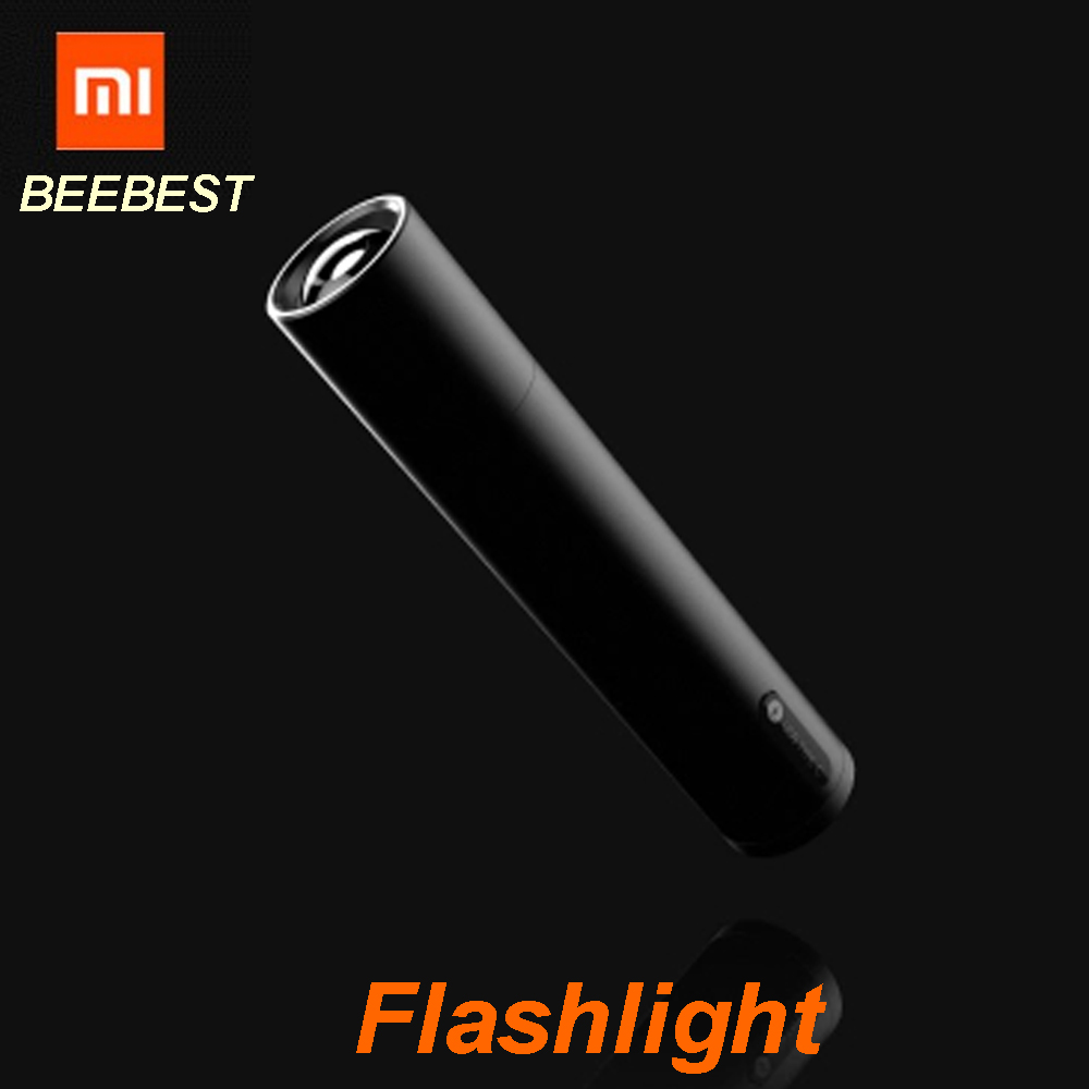 Xiaomi Mijia BeeBest вспышки света 1000LM 5 Модели Масштабируемые Многофункциональный Яркость Портативный EDC и магнитная хвост велосипед свет