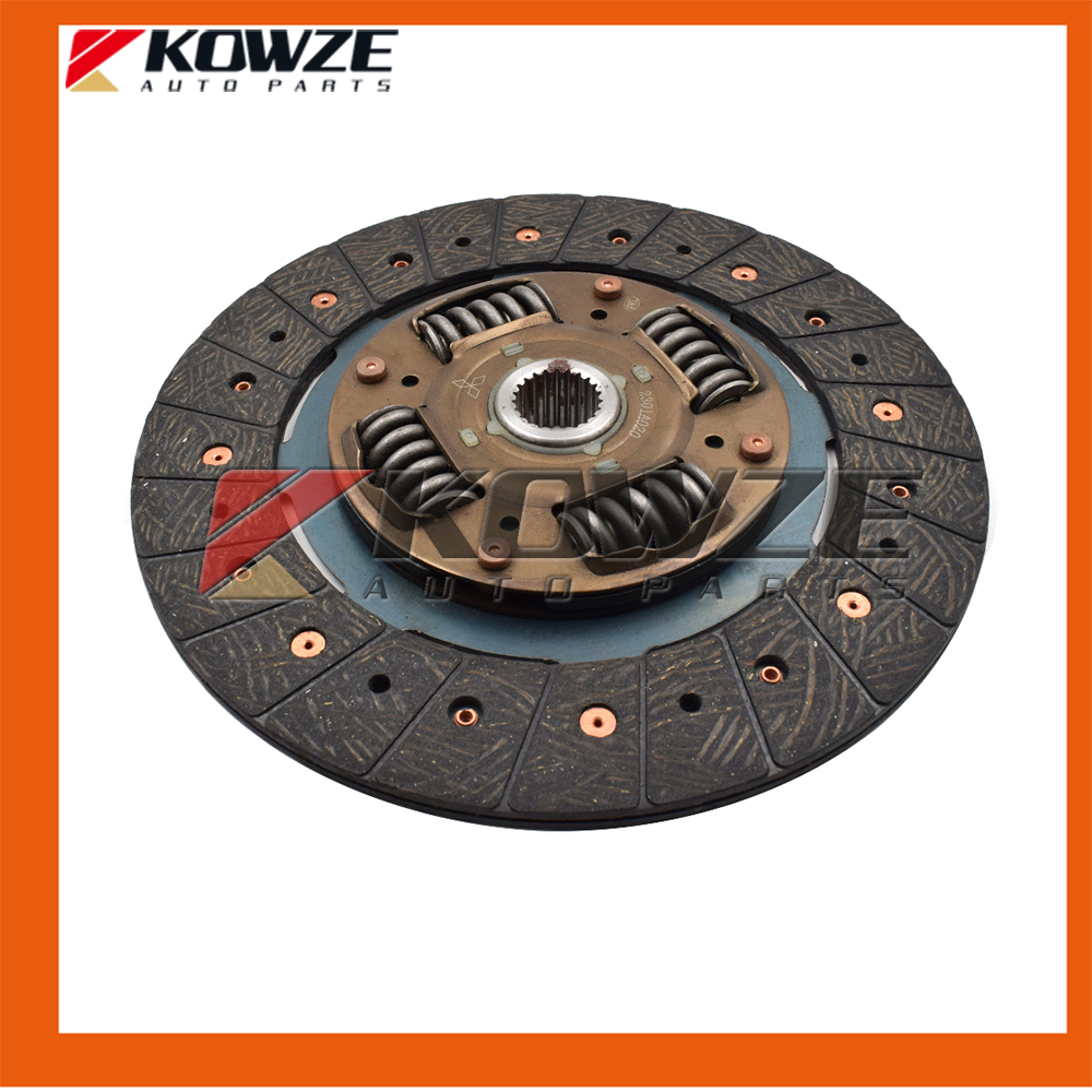New Clutch Disc For Mitsubishi PAJERO MONTERO II 2nd III 3rd 3.0L 6G72 3.5L 6G74 2002-2006 2301A020 MR317680