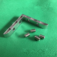 T slot L type 90 degree 1530 aluminum profile inside corner connector bracket with 4pcs screw 1pcs(China (Mainland))