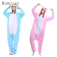 Women Flannel Unicorn Cartoon Animal Cute Style Extremely Soft And Comfortable Jumpsuits Perfectly Mar 15