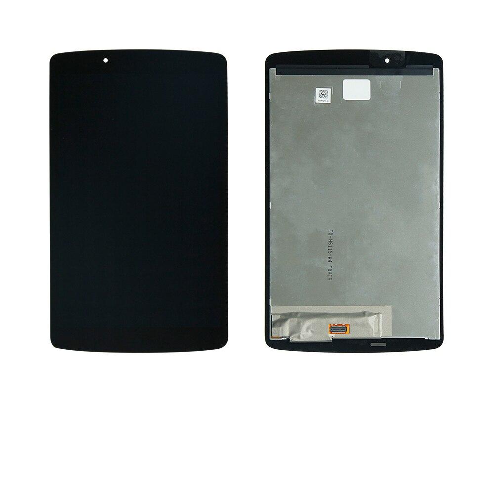 Pour LG G PAD 2 II 8.0 V498 écran tactile numériseur verre Lcd affichage assemblage livraison gratuite
