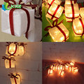 2M 10-LED Christmas Gift Box Party Light String Luminous Xmas Holiday Decoration