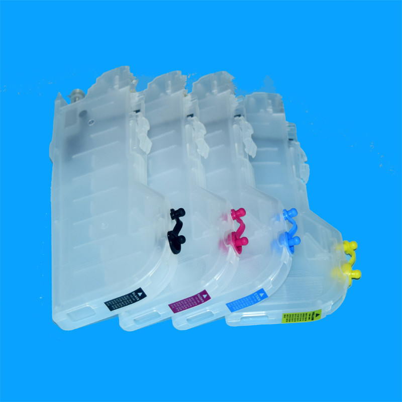LC3111 LC3213 LC3211 LC3311 LC3313 Refillable Ink Cartridge For Brother MFC-J893 J895 J491 J497 J690 DCP-J972 J973 J572 NO Chip