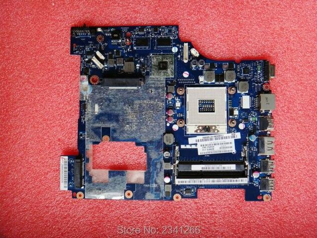 LA-6753P для Lenovo G570 Ноутбук материнская плата для intel HM65 DDR3 Гнездо PGA989 С ATI Видеокарта Материнской Платы Высокого Качества