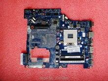 La-6753p für lenovo g570 laptop motherboard für intel hm65 ddr3 buchse pga989 mit ati grafikkarte mainboard hohe qualität