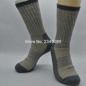 Image 2 - 1 Piar Adventure 85% мериновая шерсть, носки для прогулок, мужские носки