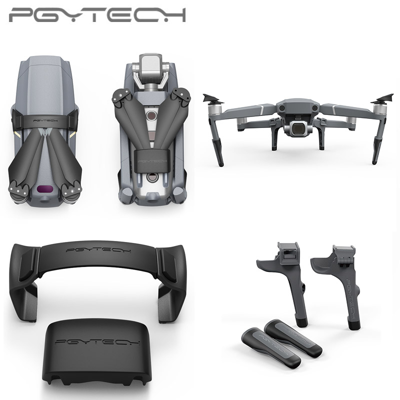 pgytech-mavci-2-propeller-holder-landing-gear-extention-for-dji-font-b-mavic-b-font-2-pro-zoom-accessories-combo