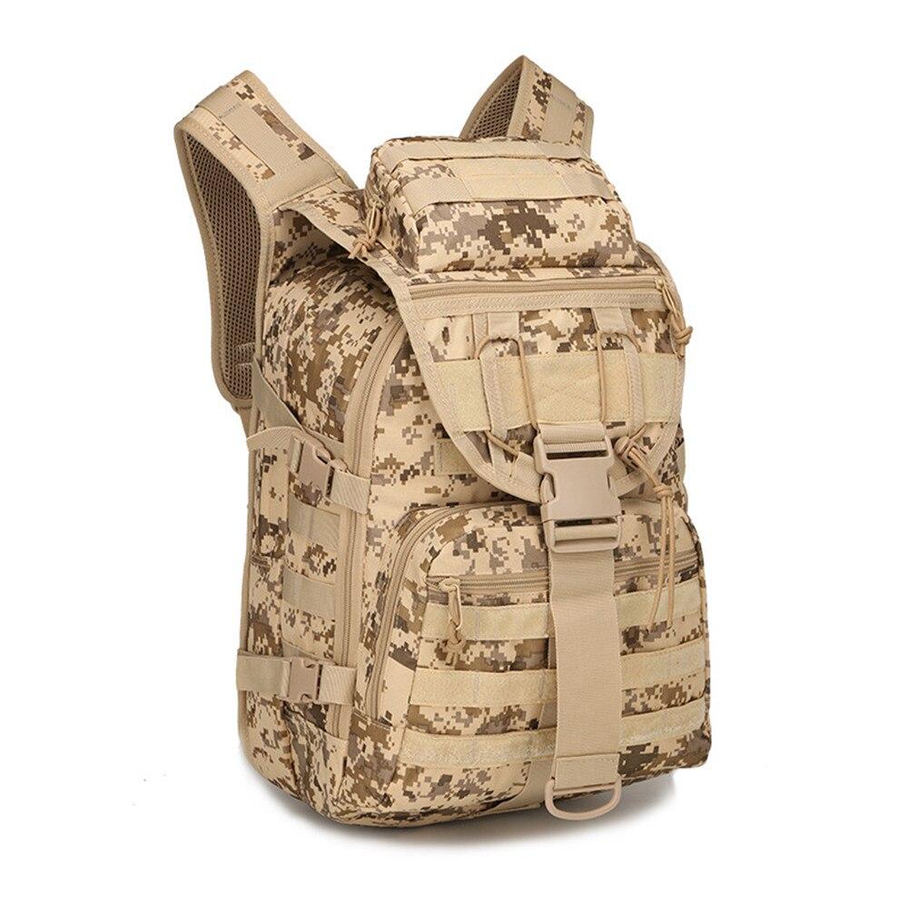 Prix pour De pêche Sac 40 litres de militaire fancier voyage épaule sac flèche poissons tactique paquet camouflage montagne escalade sac