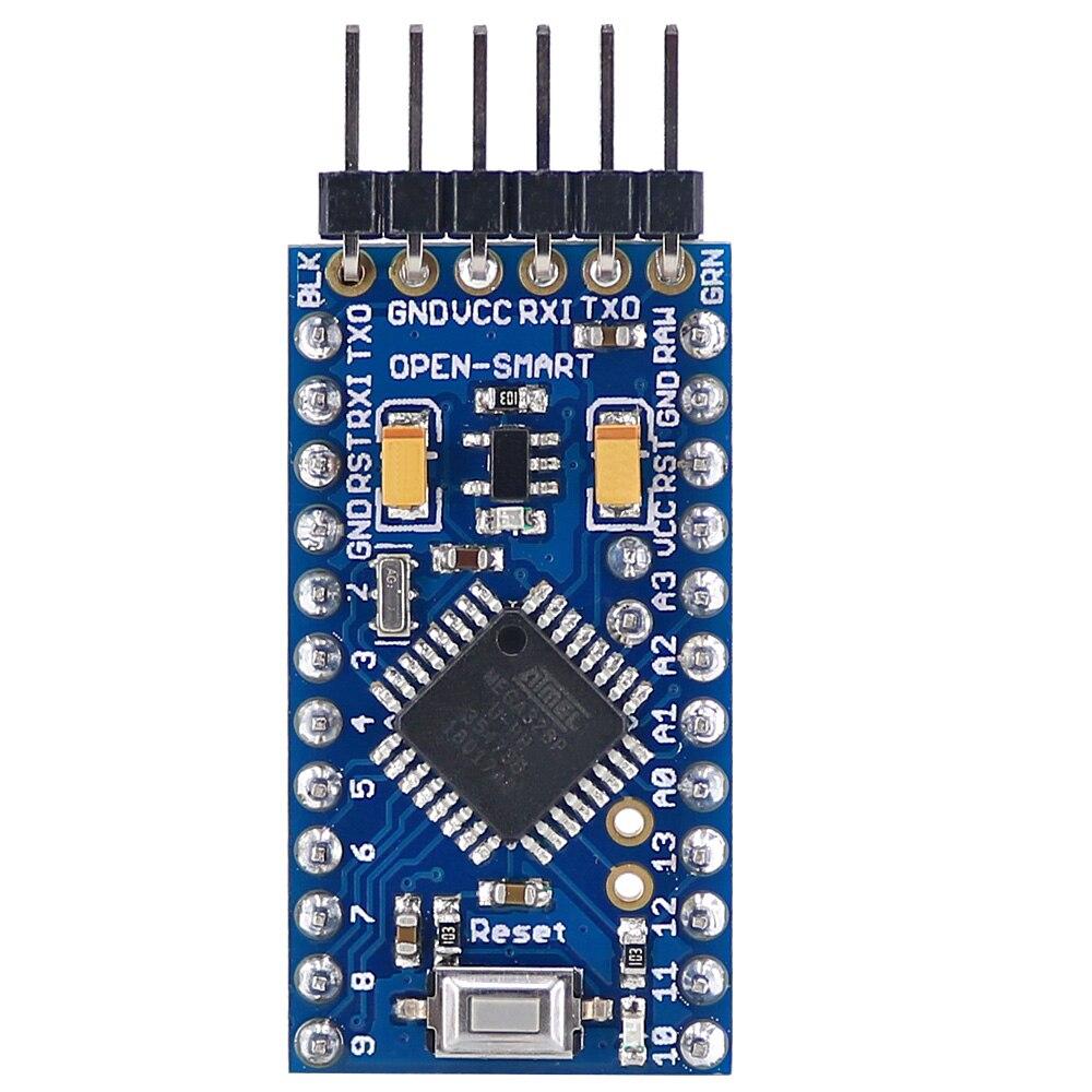 Gold Plate Pro Mini ATmega328P 5V / 16M Development Board For Arduino Immersion Gold Version Pro Mini Board Easy To Use