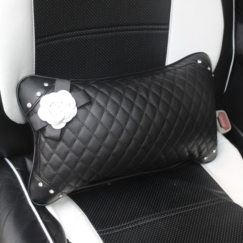 2018 Direct Selling Top Fashion Car Headrest Pillows Set Auger Seat Pillow Neck Cushion For Leaning On Of Amphibious Home
