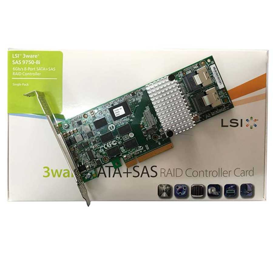 Detail Feedback Questions about LSI00198 9260 8i SGL 8 Port