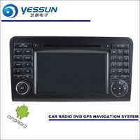 YESSUN Car Android Navigation For Mercedes Benz ML Class W164 ML350 ML400 Radio Stereo CD DVD Player GPS Navi Screen Multimedia