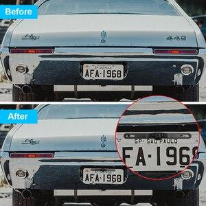 Image 4 - CROSSSUNAI HD DVR sans fil Wifi US voiture plaque dimmatriculation cadre caméra de recul Parking caméra de recul vue arrière véhicule sécurité