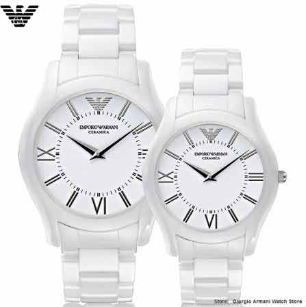 Free shipping EMS/DHL original Armani watches sporty quartz watch for men and women, Armani watches AR1442/AR1443 mayer boch
