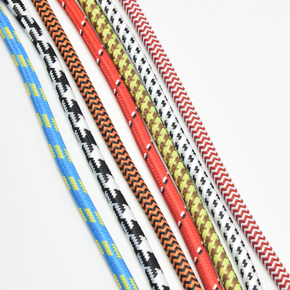2*0,75 мм 1/2/5 м Edison кабель с Текстильной Оплеткой круглая ткань Электрический провод для люстры кулон провода ламп винтажный шнур лампы