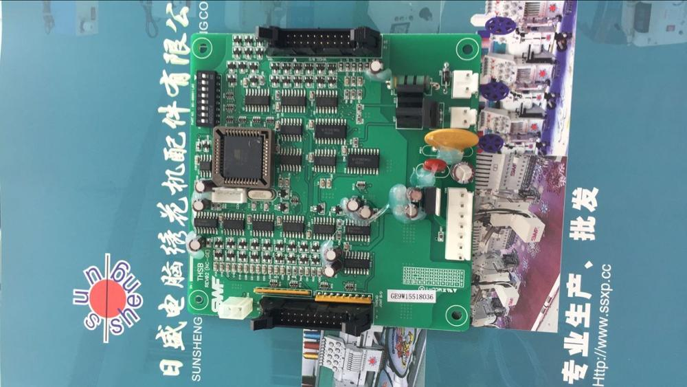 Embroidery machine circuit board Korea SWF stretching potential D/G generation machine head electronic board MCGE13100950
