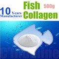 500 г 98% + рыба коллаген порошок высокой чистоты для функциональных продукты питания и напитки добавка фармацевтической косметика Ingrediants