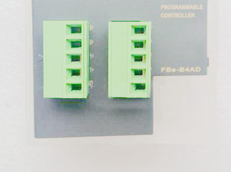 New Original FBS-B4AD PLC 24VDC 4 AI Module new and original fbs cb22 fbs cb25 fatek communication board