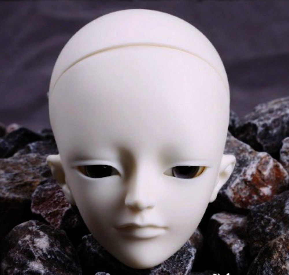 [wamami] AOD 1/4 BJD Dollfie Boy Doll Parts Single Head (Not Include Make-up)~Xun single boy