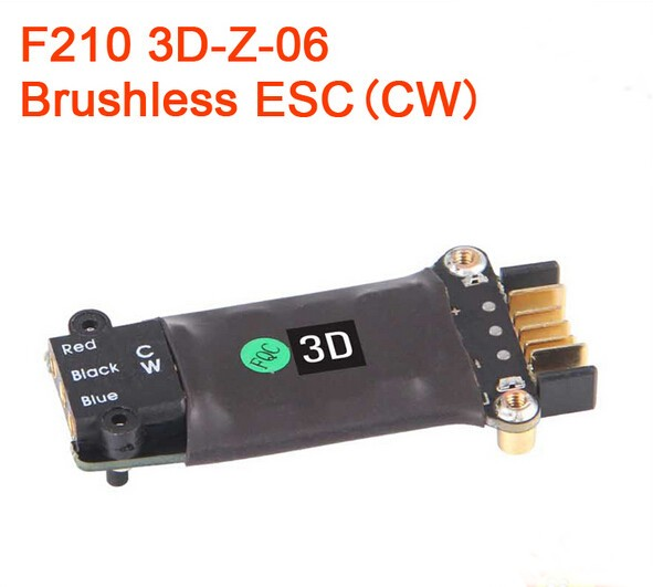 Walkera F210 3D Edition Racing Drone Spare Part F210 3D-Z-06 CW Brushless ESC RC Multicopter ESC