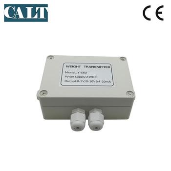 Wzbudzenie 5V 10V waga ogniwa obciążeniowego mostek skala nadajnik 24Vdc JY-S60 0-5V 0-10V 4-20mA wrażliwe 2 0 mv v tanie i dobre opinie CALTSensoR