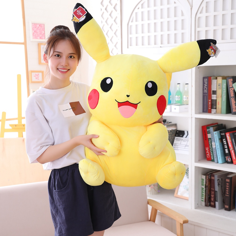 Plush, Pikachu, High, Christmas, Quality, Cute