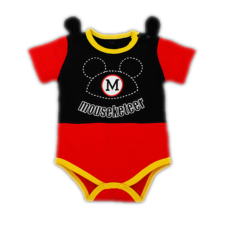 e43e9cee8 New Design Cute Baby 100% Cotton Cartoon Bottom Triangle Rompers One ...