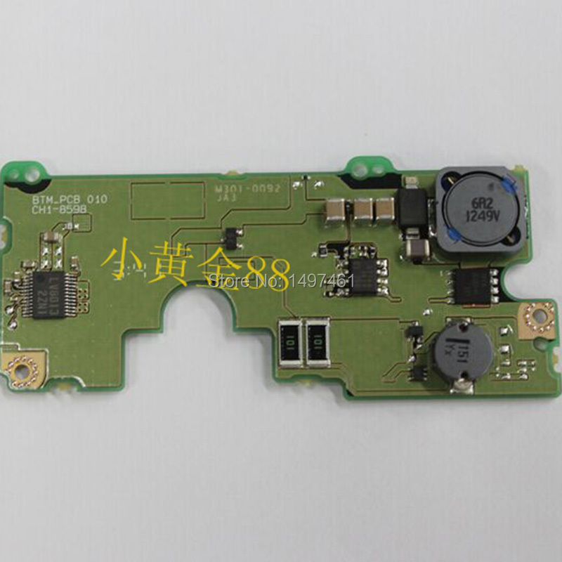 New bottom Shutter drive board/PCB repair parts for Canon EOS 5D Mark II; 5DII 5D2 DS126201 SLR camera