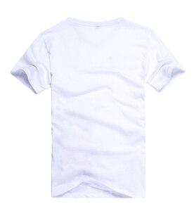Image 2 - Brdwn One Piece Cosplay Luffy Kostuum Unisex Wit Korte Mouwen T shirt Cartoon Logo Tee Shirt Tops Zomer Dragen