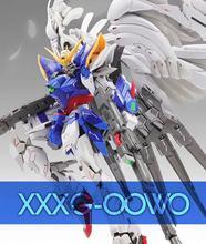 Mxガンダムmg 1/100組み立てる修正翼ゼロ機動戦士モデルキットアクションフィギュア子供のおもちゃ
