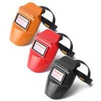 Best Price Auto Darkening Welding Helmet Tig Mig Welder Face Mask Lenses Solar Powered For High