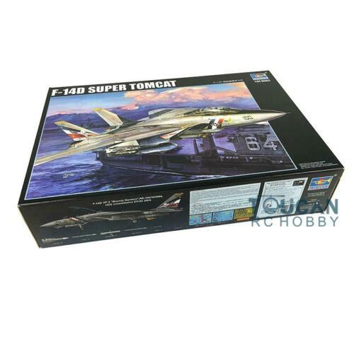 Trumpeter 03203 1/32 F-14D Super TomcatTrumpeter 03203 1/32 US F-14D Super Tomca