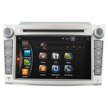For 8-core 1024*600 Android 6.0 Car DVD Player GPS For Subaru Legacy outback 2009 2010 2011 2012 3G Radio WIFI Bluetooth OBD SWC