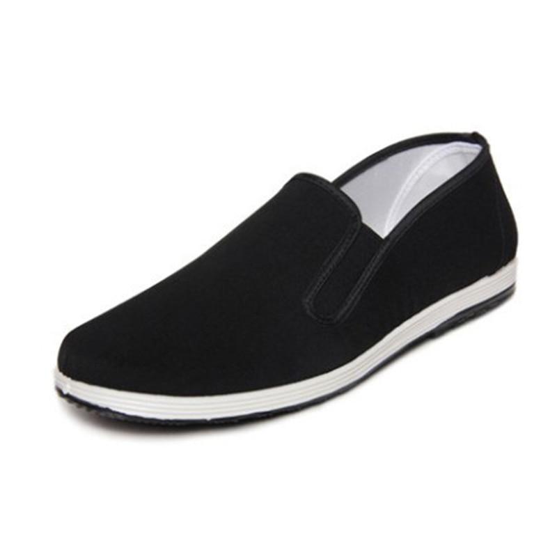 ブルース·リークラシック中国カンフースリッパ布靴詠春拳武道太極拳靴伝統的な快適な綿靴